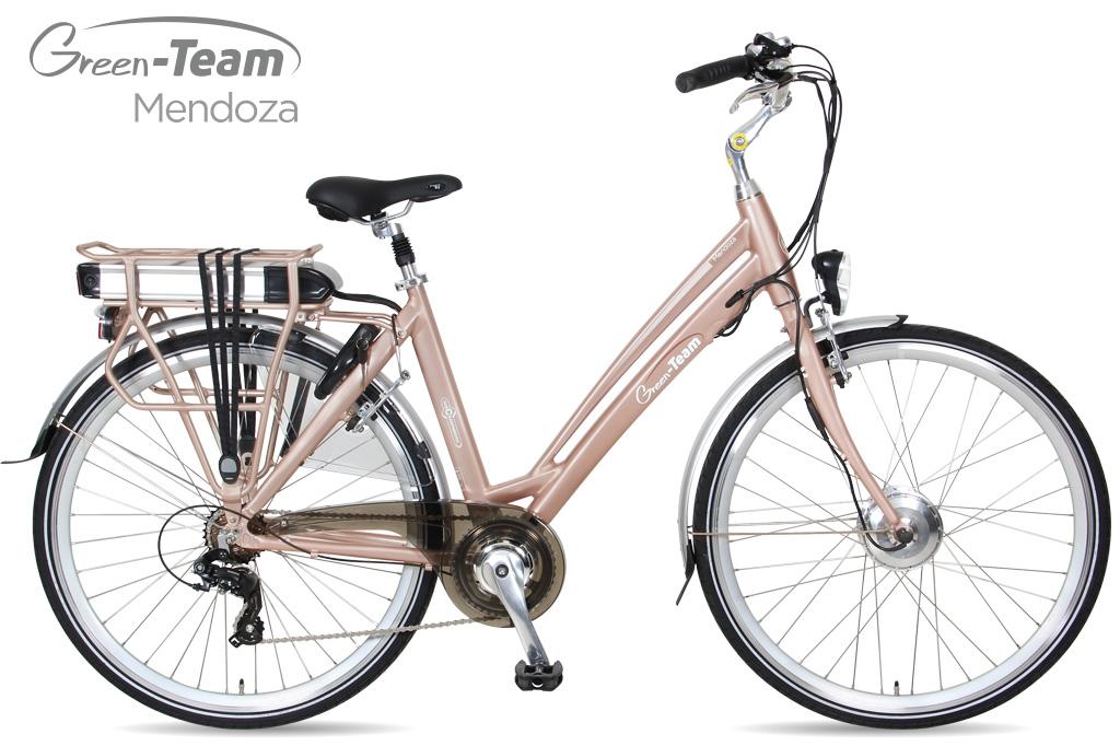 Green team elektrische fiets