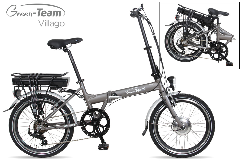 Green team mendoza elektrische fiets